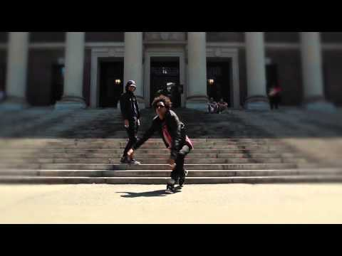 Les Twins X Kuto Films At Harvard University Campus X Boston video