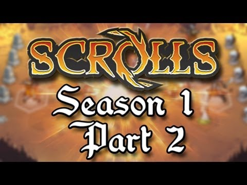 Scrolls: Season 1 — Part 2 — Joining The Ranks
