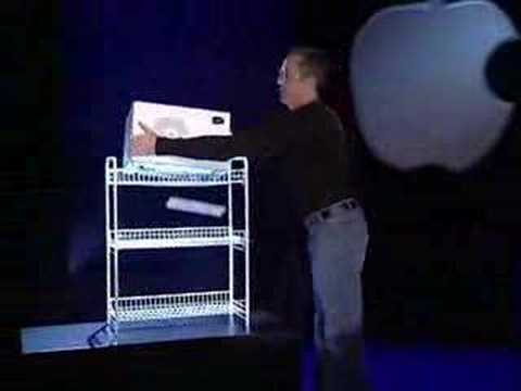 Madtv -  Apple I-rack