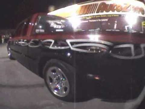 AutoX Show 2 part 2 Mini trucks low rider Video