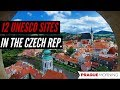 The 12 UNESCO World Heritage Sites In The Czech Republic mp3