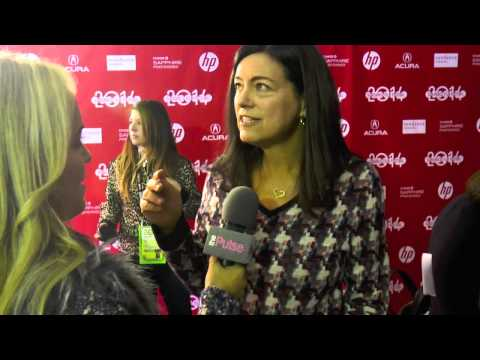 Interview with Laurie David at Fed Up Premiere Sundance Film Festival 2014