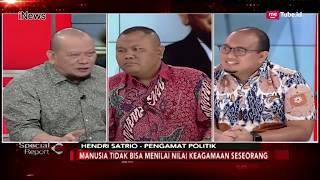 Benarkah La Nyalla Potong Leher Jika Prabowo-Sandi Menang? Ini Jawabannya - Special Report 12/12