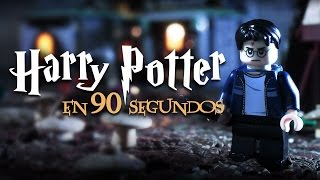 LEGO Harry Potter en 90 Segundos