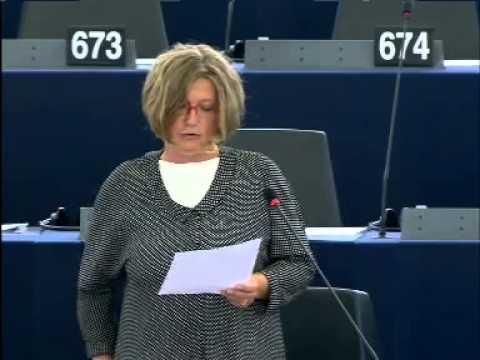 Gál Kinga felszólalása a migrációról szóló EP vitában - 2015.05.20.