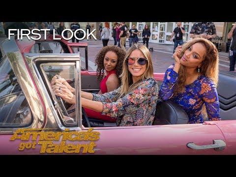 Season 13 First Look - America's Got Talent 2018