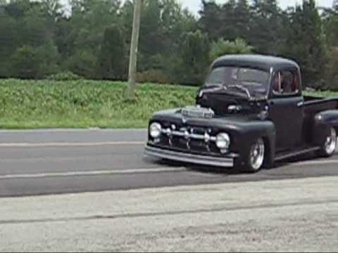 Rutter S Rod Shop 1951 Ford Truck 2 Part 1 Youtube