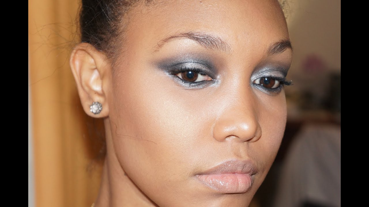 tuto makeup inspir d 39 alicia keys maquillage de soir e youtube. Black Bedroom Furniture Sets. Home Design Ideas