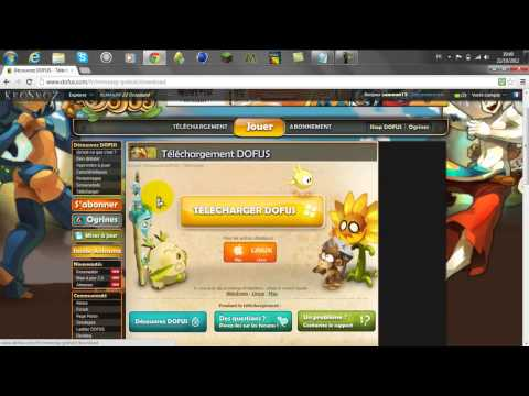 Telecharger Dofus Gratuit Facilement :) video