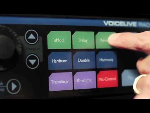 VoiceLive Rack -- 10 points essentiels