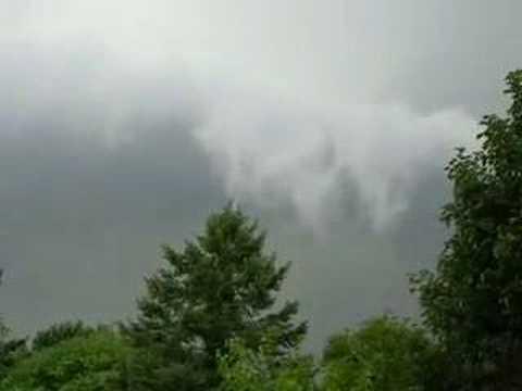 Tornado hits Bellmore New York.