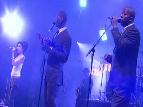 Amy Winehouse - Back to black (live at Eurockeennes) Video
