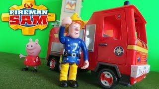 10 New Peppa Pig / Fireman Sam Episodes Compilation with Scooby-Doo, and Batman Stories