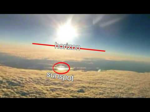 Flat Earth : 3000 Mile Sun Model Destroyed in 5 Minutes