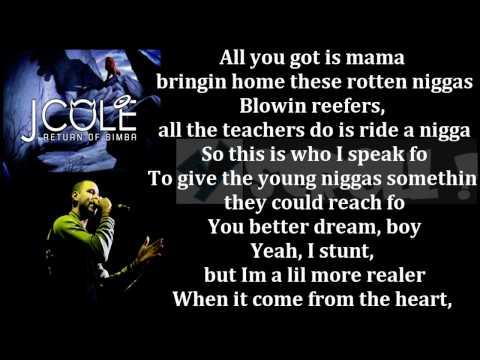 J. Cole-