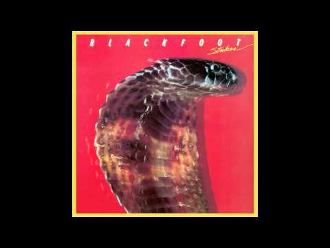 Blackfoot - Left Turn On A Red Light