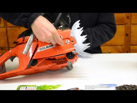Dolmar PS-6400 Chainsaw