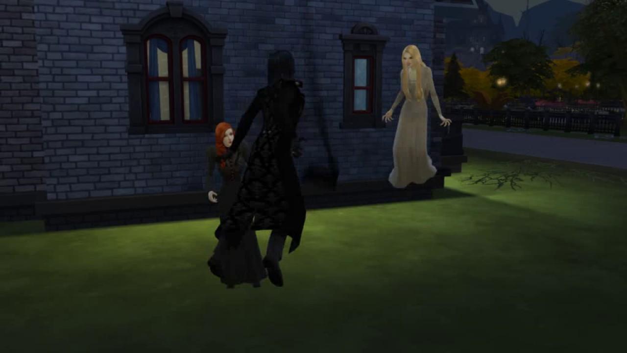 Как в симс 4 как сделать дуэль вампиров
