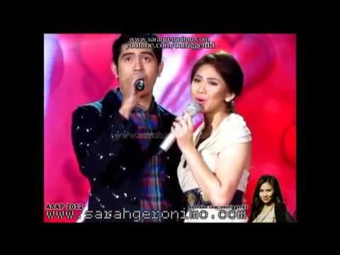 Sarah Geronimo & Gerald Anderson - Fallin' (catch Me, I'm Inlove) 01 01 12 video