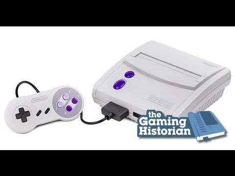 The Gaming Historian - SNES 2