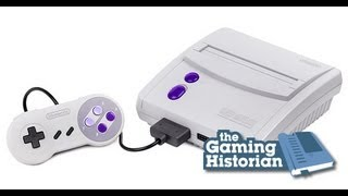 Super Nintendo SNES 2 (Model SNS-101) - Gaming Historian