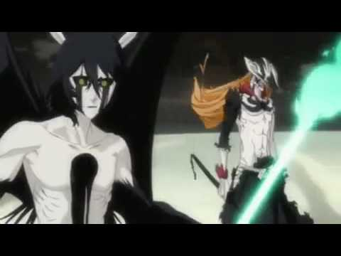Bleach - HD Full Hollow Ichigo vs Ulquiorra 2nd Release Resurrección Preview Epic Version