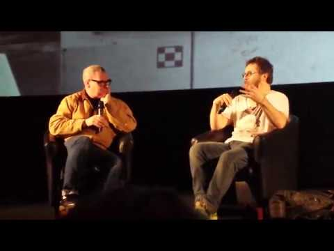Duncan Jones Chats To Mark Kermode About Moon At The Plaza, Truro
