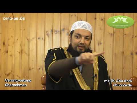 Sheikh Abu Anas  -  VERANTWORTUNG ÜBERNEHMEN (01.12.2017)