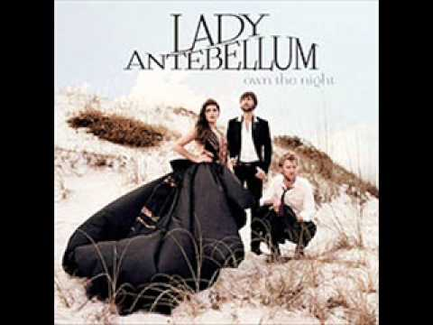 Lady Antebellum just A Kiss - Official Audio video