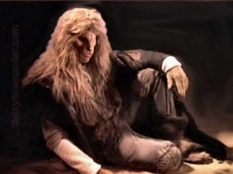 Ron Perlman Linda Hamilton -Beauty and the Beast