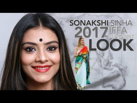 Sonakshi Sinha Iffa Red Carpet Look | Makeup Tutorial | Beauty Tutorial | Foxy Makeup Tutorials