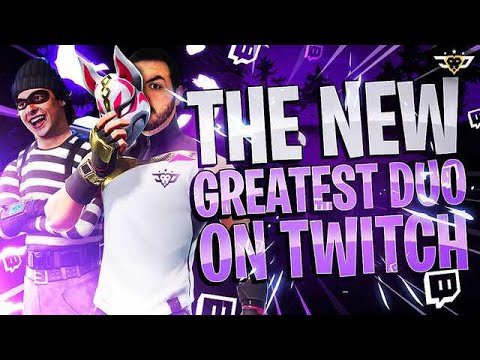 THE NEW GREATEST DUO ON TWITCH?! - FaZe Cizzorz + OpTic CouRage! (Fortnite: Battle Royale)