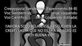 Slenderman: El Documental Loquendo (Parte 1)