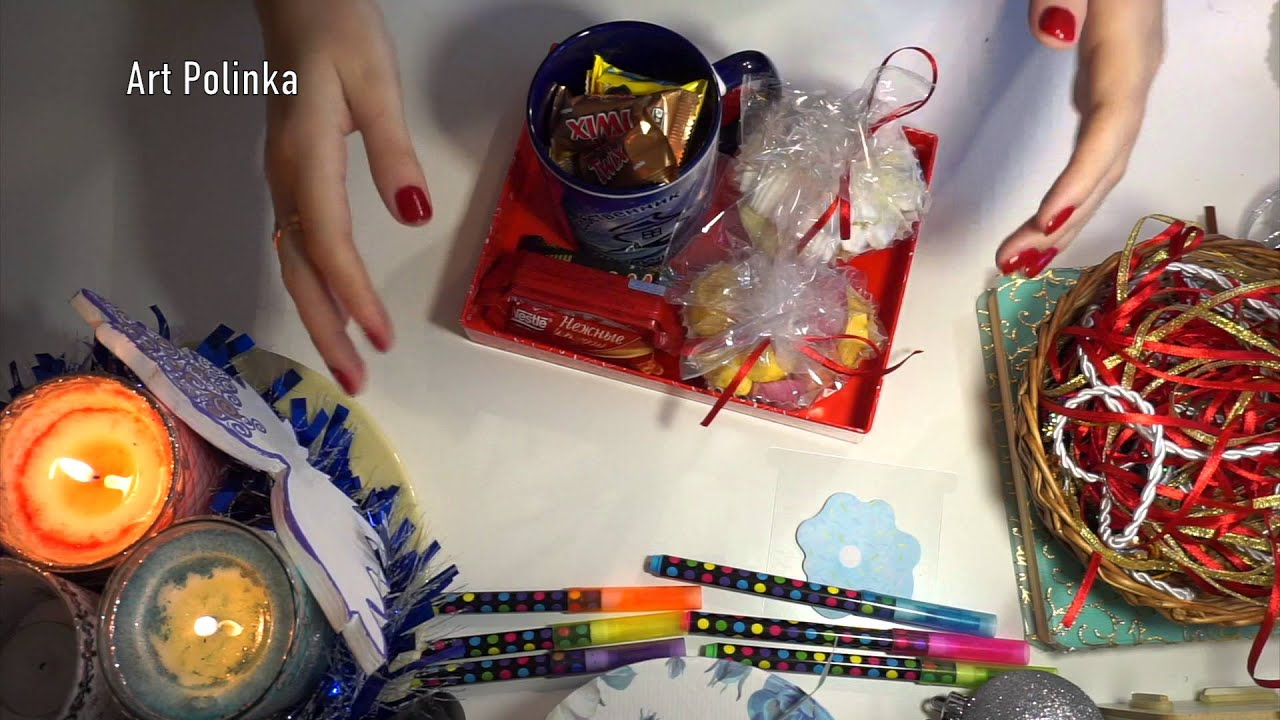 фото подарки своими руками на новый год