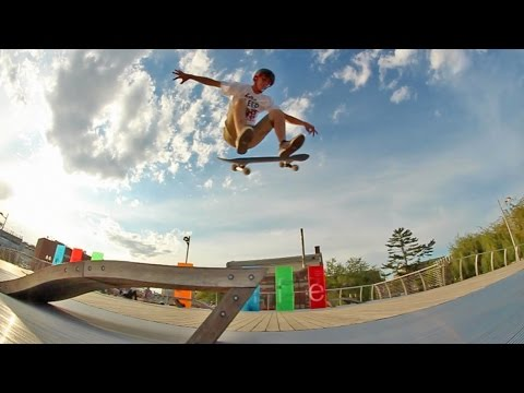 Best Skateboarding of 2014