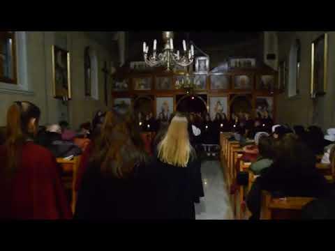 Csendes éj! Cantemus koncert Beregdarócon a görögkatolikus templomban