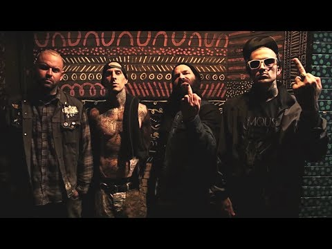 Travis Barker & Yelawolf - Push Em [Official Video]