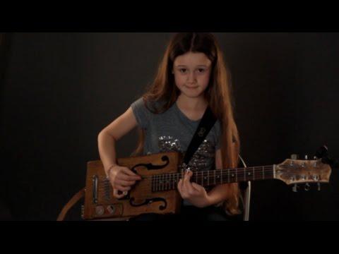 4.12.15 Lucy Gowen, London UK guitarist