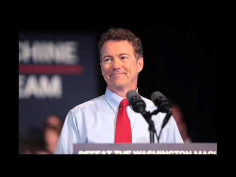Rush Limbaugh: Rand Paul has done something no other Republican has done before