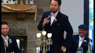 Best Man Speech FUNNY