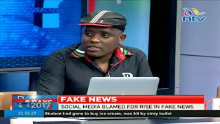 KTN News Live Stream (Nairobi Kenya) - Live Coverage of Anti-IEBC Demonstrations