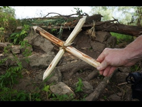 Bushcraft Survival Deutschland 7 Waffen weapons Tutorial ...