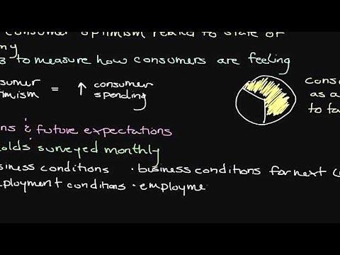 Episode 135: The Consumer Confidence Index