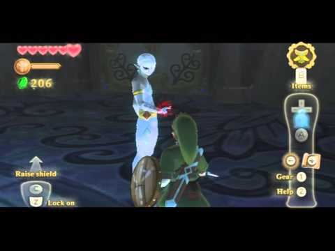 Zelda: Skyward Sword - Part 14: Lord Ghirahim