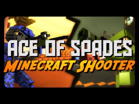Ace of Spades: I DON'T PLAY THIS GAME! (Capture the Flag)