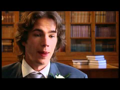James D'Arcy - Dot the I interview