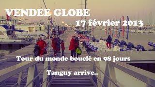 Vendée Globe du Cœur - 2012-2013 - 2