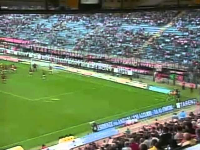 George Weah Wonder Goal - AC Milan v Verona - 1996