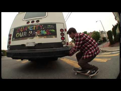 Gravity Skateboards - Skate SF with Rob Carter