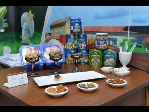 «Արպրոդէքսպո 2015» ցուցահանդեսին «Առողջ սունկ» ընկերությունը ներկայացել է իր բազմատեսակ արտադրանքով